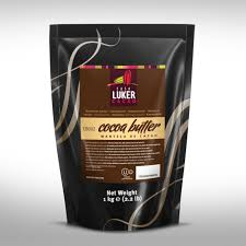 Cocoa Butter Natural 1kg bag Casa Luker