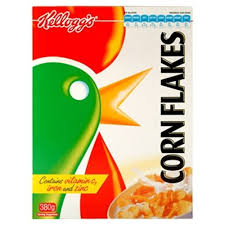 Corn Flakes Cereal 725g PREORDER Box Kellogs