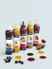 Raspberry Coulis 500ml Chefs Pride
