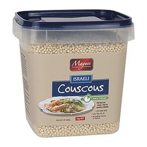 Couscous Isreal Pearl 1kg Mayers Tub