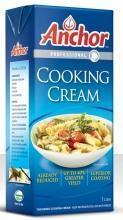 Cooking Cream 1lt Tetra Pak Anchor