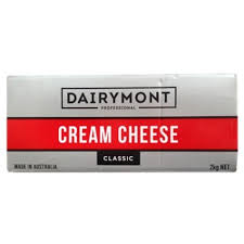 Cream Cheese 2kg Block Dairymont