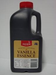 Vanilla Essence 1lt Bottle Anchor