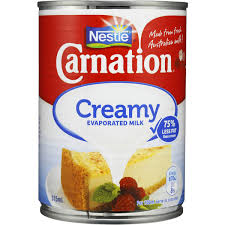 Evaporated Creamy Milk 375ml Carnation