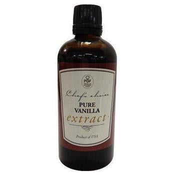 Pure Vanilla Extract 100ml bottle Chef's Choice