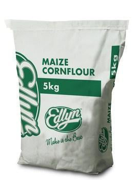 Corn Flour Maize 5kg Bag Gluten Free Edlyn