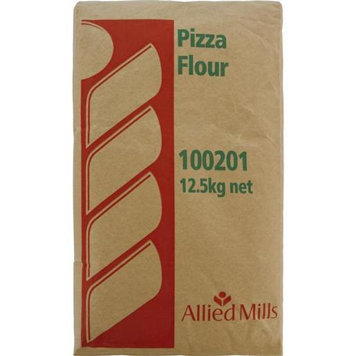 Pizza Flour 12.5kg Bag (100201) Allied Mills