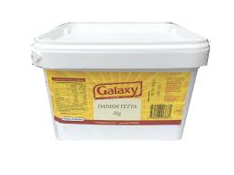 Galaxy Danish Feta 2kg tub