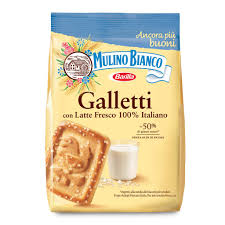 Galletti Biscuits 350g bag Mulino Bianco