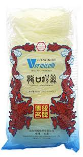 Glass Rice Noodle 500g Packet Longkow **pre -order 3 days**