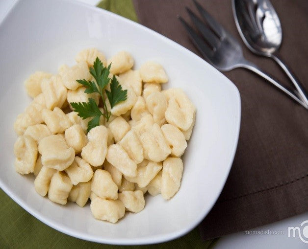 Gnocchi - Plain Potato - WA Produced, Gluten Free & Vegan 10kg *Pre-order 2 days