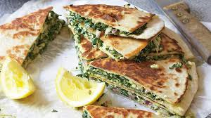 Turkish Gozleme Feta Cheese & Spinach Ctn -Frozen (Pre Order 5 Days)
