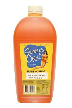 Honey Comb Topping (Summer Coast)