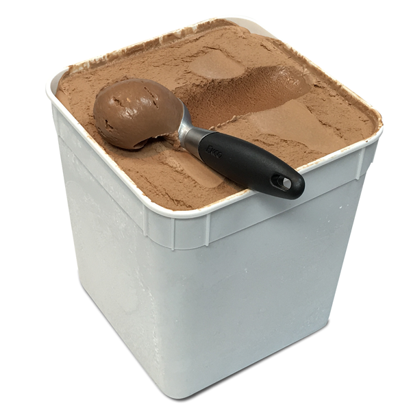 Icecream Chocolate 10lt Tub Golden North (Pre Order) 4 Days)