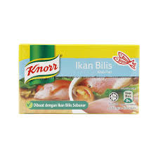 Knorr Ikan Bilis Anchovy stock cubes 60gm (pre order 2 days)