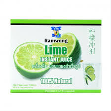 Instant lime juice 180g Ramwong
