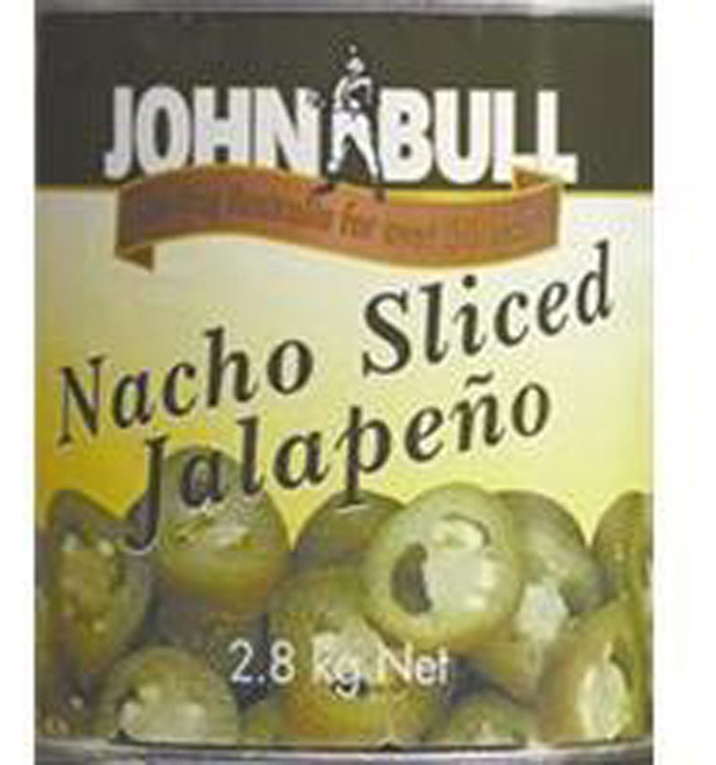 Jalapenos Sliced A10 Tin