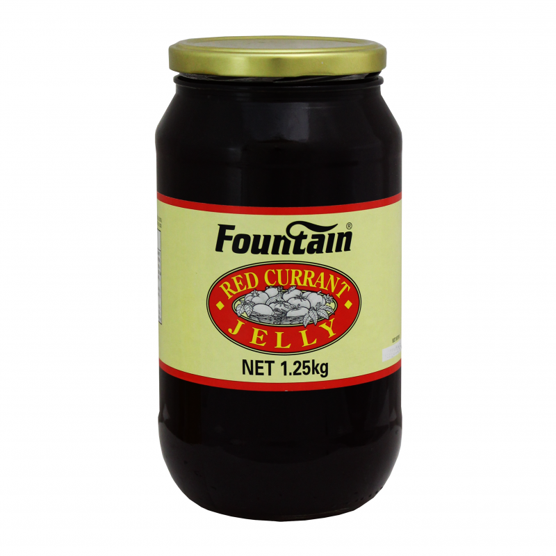 Red Currant Jelly 1.25kg Tub Fountain
