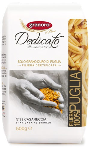 Casareccia Pasta Dried 500g Packet Granoro (#88)