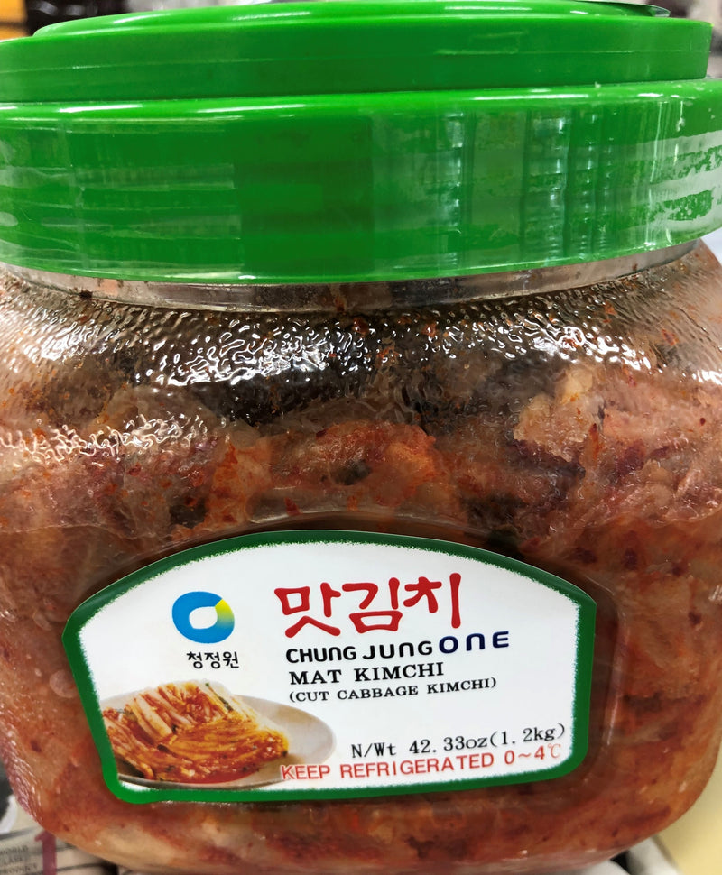 Mat Kimchi (Chung Jung One) 1kg (2 days PRE ORDER)