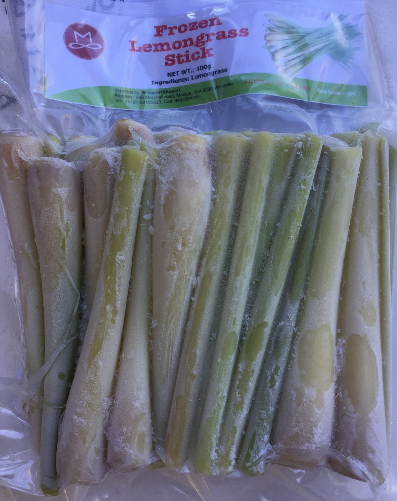 Lemon Grass Sticks 500g Frozen (Pre Order 2 Days)