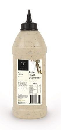 Mayonnaise Italian Truffle 1lt Bottle Birch & Waite