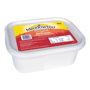 Margarine 5kg Tub Meadow Lea