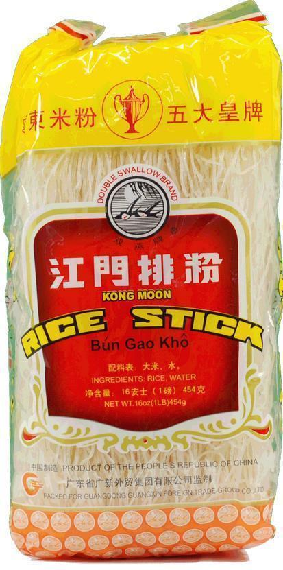 Vermicelli Rice Noodle 454g Pack  Jiang Men