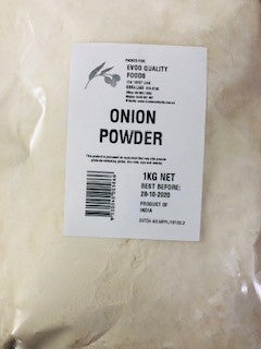 Onion Powder 1kg Bag Evoo