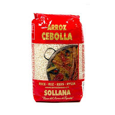Arroz Cebolla Sollana Paella Rice 1kg (Pre Order 2 Days)