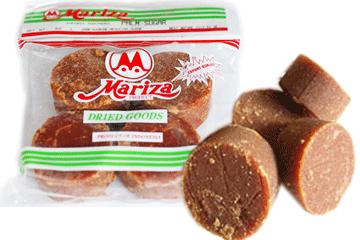 Palm Sugar Discs 400g Bag (4 x 100g) Mariza