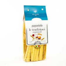 Pappardelle Egg Pasta Dried 500g Pre Order Packet Pirro