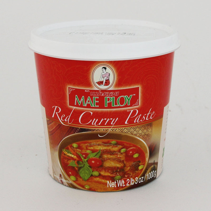 Red Curry Paste 1kg Tub  Maeploy