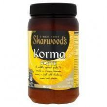 Korma Paste 1.25kg Tub  Sharwood