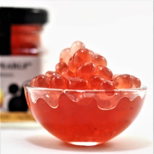 Popping Pearls Lime & Bitters 300g tub Peninsula Larder