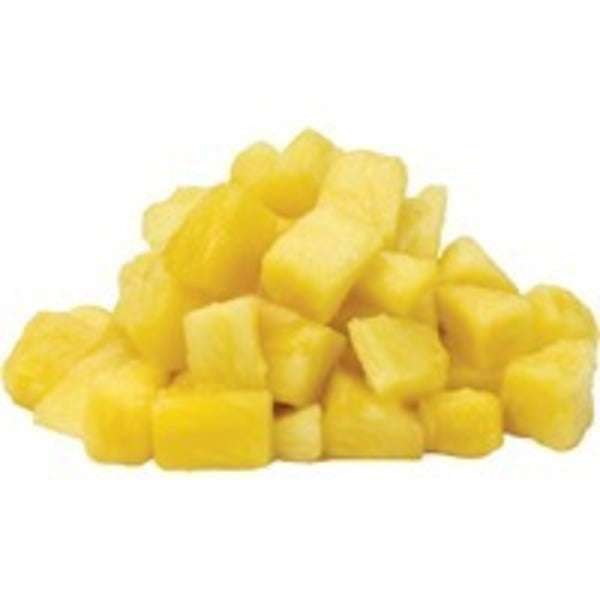 Pineapple Diced/ Chunks 1kg (Vietnam) (Frozen)