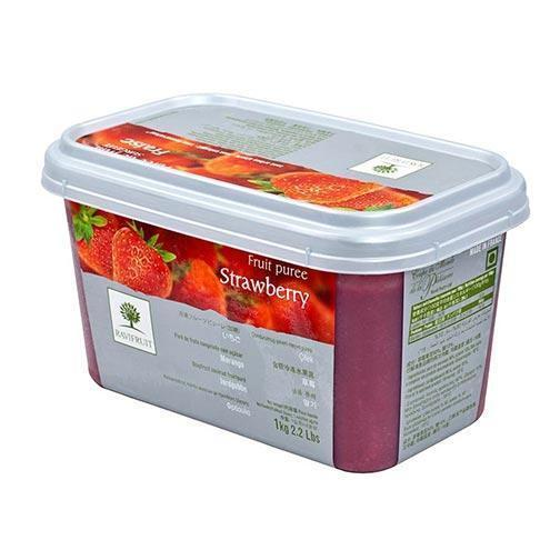 Strawberry Puree 1kg Tub Frozen Ravi