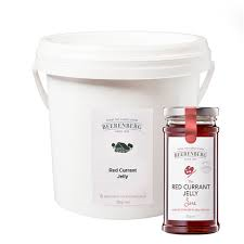 Red Currant Jelly 2.5kg Tub Beerenberg