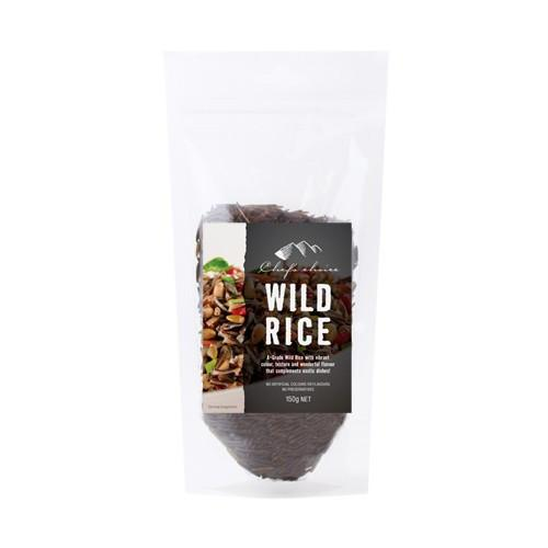 Wild Rice 150g Chefs Choice