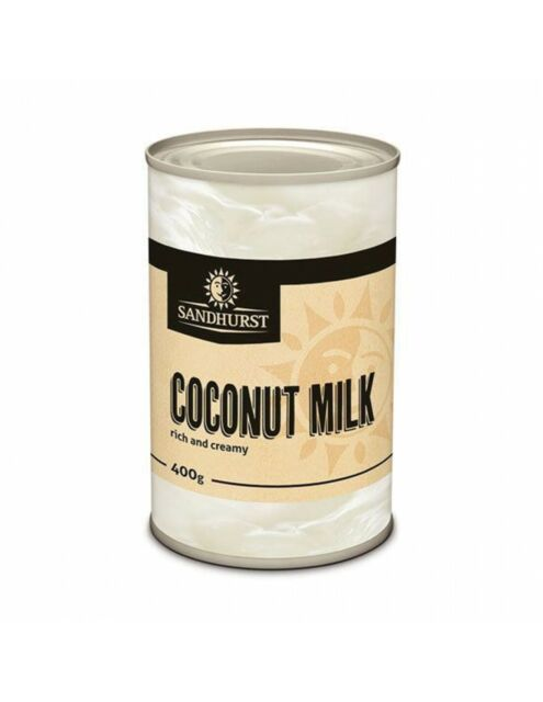 Sandhurst Coconut Milk 400ml Tins