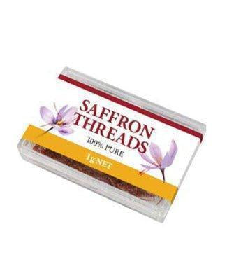 Saffron Strands 1gm Cassette  Product Of Iran