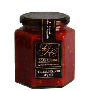 Chilli Lime Sambal 2.2kg Tub Goans