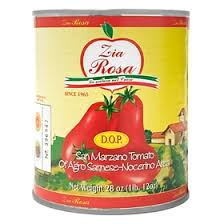 San Marzano Tomatoes 6 x A9 Tin (Sold as Carton Only)