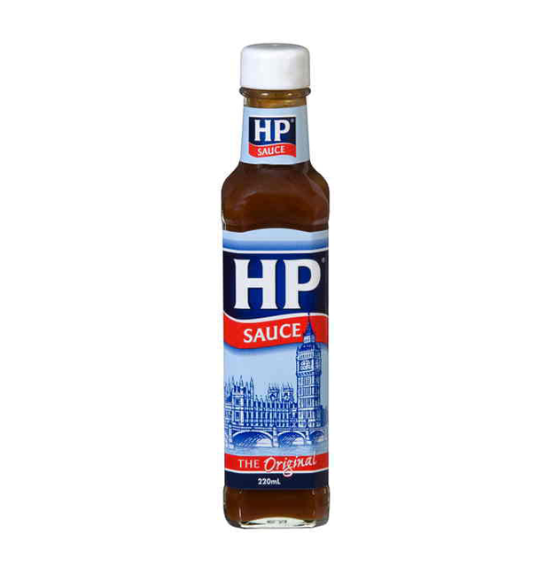 HP Sauce 220ml - Small Bottles