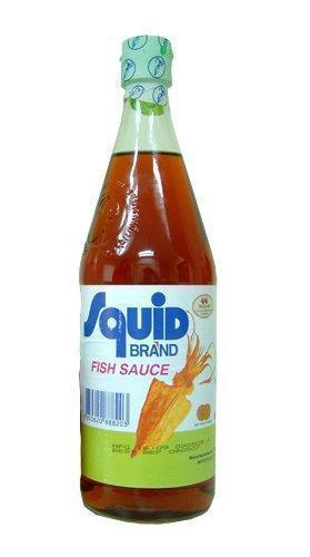 Fish Sauce 725ml Bottle Squid