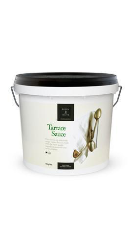 Tartare Sauce (Chilled) 10kg Tub Bucket Birch & Waite