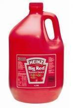 Tomato Sauce ' Big Red' 4lt Heinz