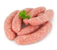 Thick Pork & Fennel Sausage ** RW** (Pre Order) Priced Per kg