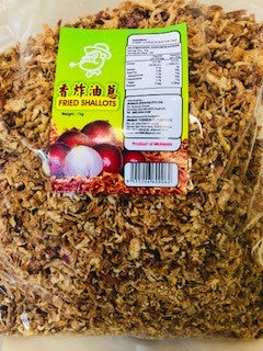 Shallots Fried Crispy Onions 1kg Packet