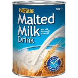 Nestle Malted Milk Powder 500g Tin